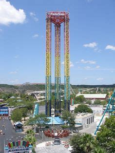 Six Flags Gift Card - a view from above six flags fiesta texas san antonio pinterest flags texas and