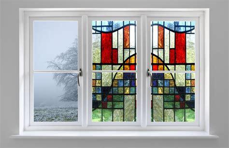 decorative window film stained glass window film