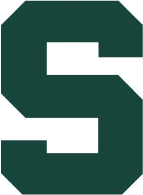 michigan state colors michigan state spartans colors hex rgb and cmyk team