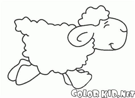 clipart de ovejas para colorear imagui dibujo para colorear ovejas y cabras