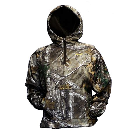 gamehide 174 hill country hooded sweatshirt realtree xtra