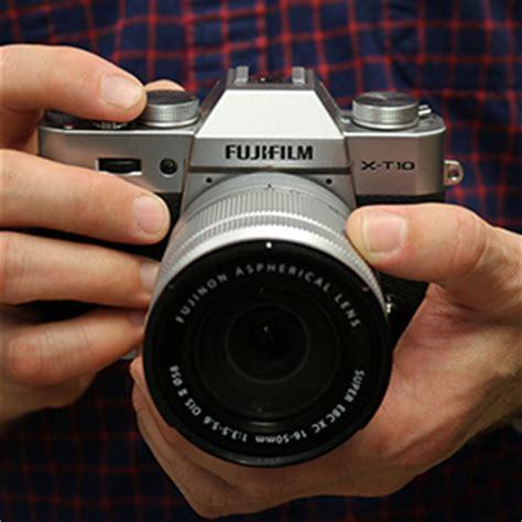 Kamera Mirrorless Fujifilm Type Xt10 fujifilm x t10 mirrorless digital 16470245 b h photo
