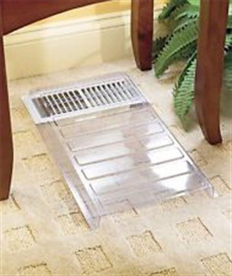 vent under couch heat register deflector ebay