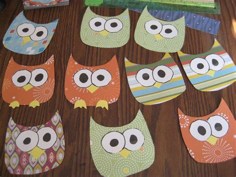 your s aide owl classroom theme