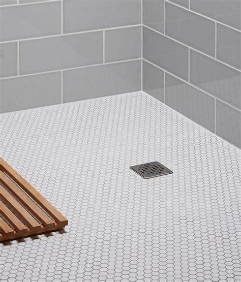 bathroom hexagon floor tile best 25 hexagon tiles ideas on pinterest honeycomb traditional trends and tile