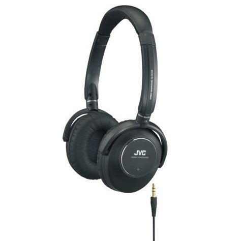 Most Comfortable Noise Cancelling Headphones by Jvc Ha Nc250 High Quality Noise Cancelling Headphones With