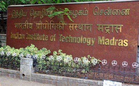 Iit Madras Mba Cut 2016 by Iits Are Losing Ground In Global Ranking And This Should