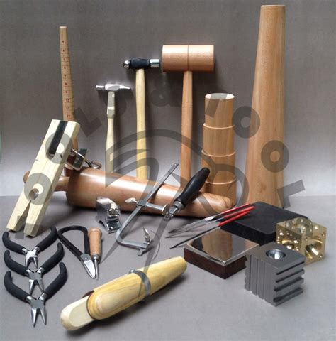 tools for jewelry beginner metalsmith tools kit beginners apprentice metalsmithing