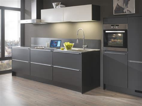 modern kitchen furniture ideas gray shaker kitchen cabinets contemporary kitchen design