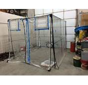 The Homemade Spray Booth – Friend Or Foe