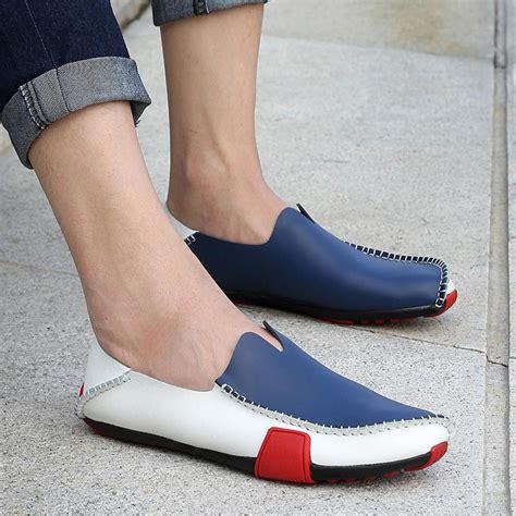 Stevi Zapato Size 39 44 حجم 38 إلى 45 46 47 الرجال أحذية للقيادة الجديدة النمط