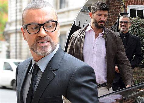 george michael death coroner rules star died of natural george michael s partner fadi fawaz questioned over singer