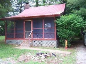 a newer cabin picture of the smoke house lodge cabins