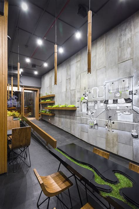 Arch Lab by Gallery Of Aja Restaurant Arch Lab 6
