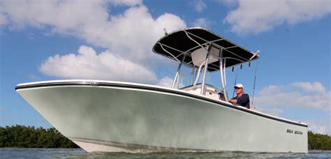 sea born boat construction lx21 center console bay boats center consoles