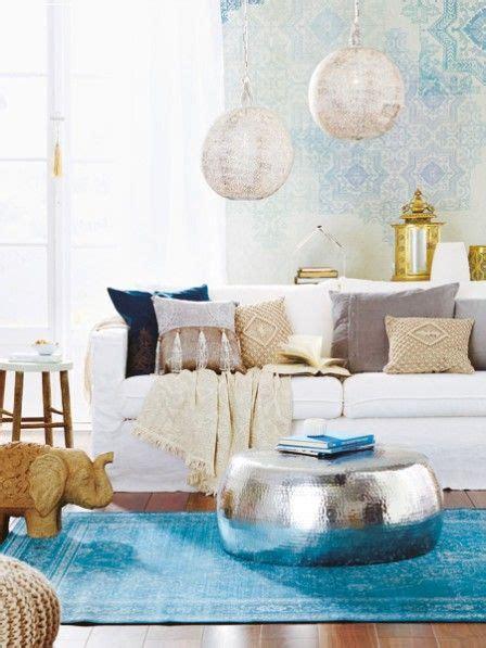 orientalische wandfarben die 25 besten ideen zu marokkanische wohnzimmer auf
