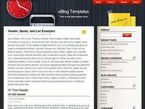 iwork templates iwork template eblog templates