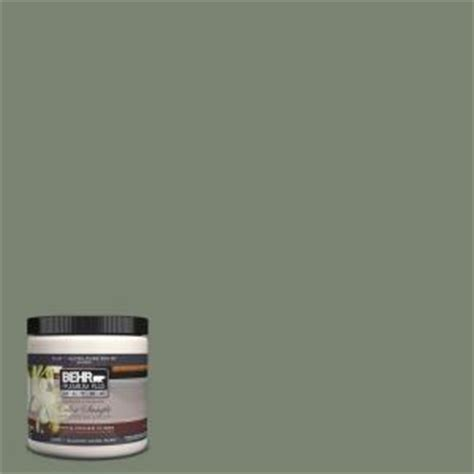 behr premium plus ultra 8 oz icc 77 green interior exterior paint sle icc 77u the