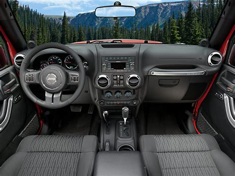 Jeep Jk Interior 2016 Jeep Wrangler Price Photos Reviews Features