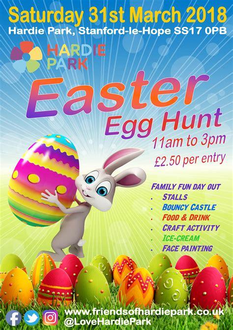 easter evening easter egg hunt friends of hardie park
