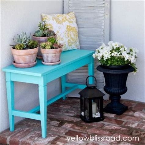 small bench for front porch outdoor decor patio and small patio on pinterest
