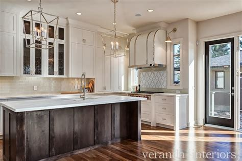 veranda interiors 2 tone kitchen transitional kitchen veranda interiors