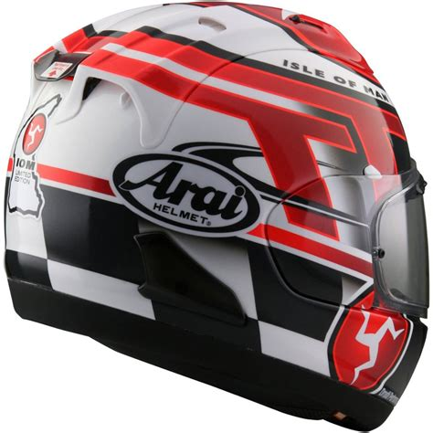 Helmet Arai Limited Helmet Arai Rx 7v Isle Of Tt 2016 Limited Edition