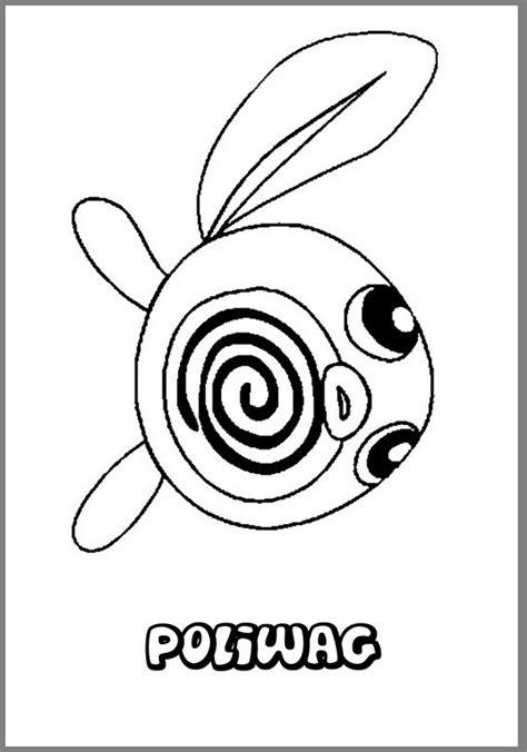 imagenes para colorear water dibujos de pokemon de agua populares imagenes para