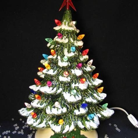 ceramic christmas tree lights fishwolfeboro