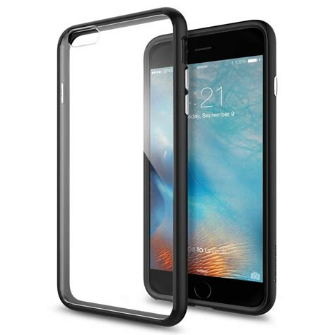 spigen iphone 6s plus ultra hybrid series cases ebay