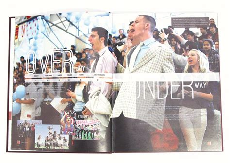 student life section yearbook ideas cupertino high school 2013 divider high school award