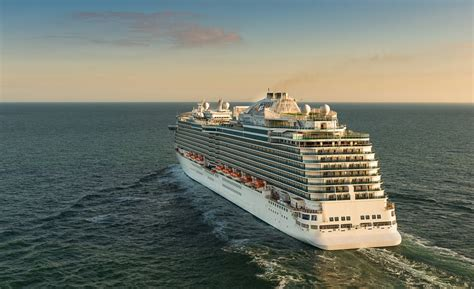 regal princess regal princess cruise ship to debut early