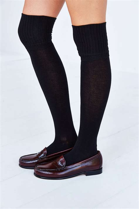 Stylehive Buzz Thigh High Scrunchable Socks Are As As They Are Cozy Fashiontribes Fashion by 7 From Quot Clueless Quot You Can Recreate With
