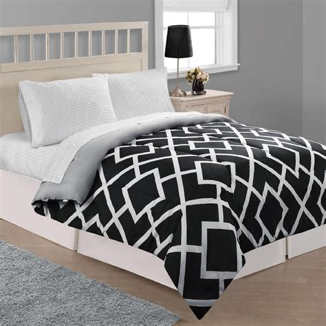 microfiber comforters essential home saville microfiber comforter