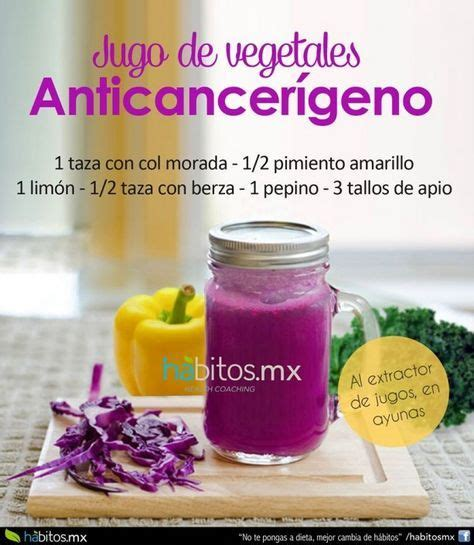 The About Cancer Detox by Jugo De Vegetales Especial Para Prevenir El C 225 Ncer