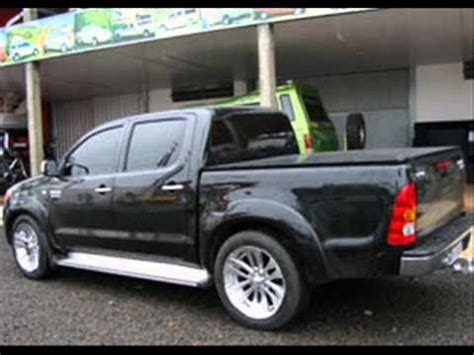 Toyota Hilux Tieferlegen camionetes hilux tuning