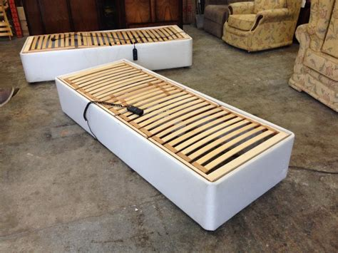 Motorized Bed Frame Mibed Small Single Adjustable Electric Bed Frame 2 Available Can Deliver Brierley Hill