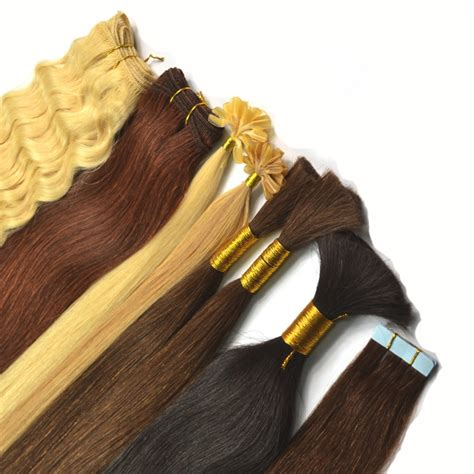 Types Of Hair Extensions And Prices by The Cost Of Hair Extensions Depends On Type Of Hair