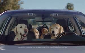 Subaru Commercial With Dogs The Barkleys Return For The Puppy Bowl In The