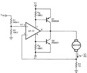 12 volt servo circuit 12 wiring diagram and circuit schematic