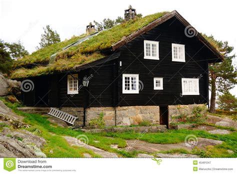 haus norwegen norwegisches haus norwegen stockfoto bild 45481047