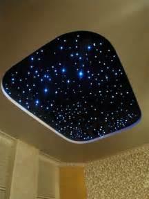 beleuchtung sternenhimmel lichtdekor de sternenhimmel lichtfaser glasfaser