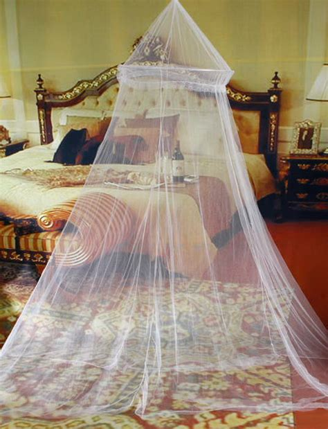 bed netting canopy elegant round lace insect bed canopy netting curtain dome