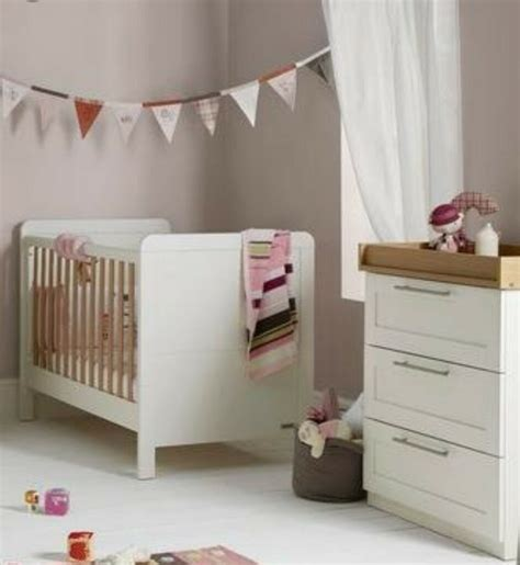 cot bed nursery furniture sets mamas and papas rialto cot bed and dresser changer wardrobe nursery furniture set in