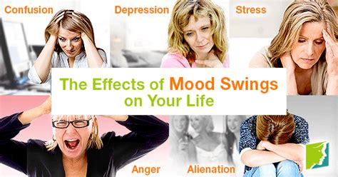 effects of mood swings the effects of mood swings on your life