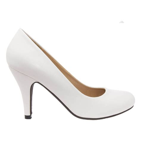 white satin shoes classic white satin heel cinderella shoes