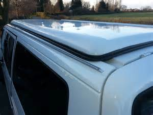 Vw T4 Awning Rail Vw T4 One Piece Awning Rail Camper Essentials