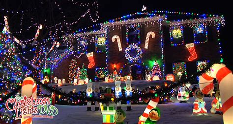christmas lights on house christmas lights display day dma homes 55895