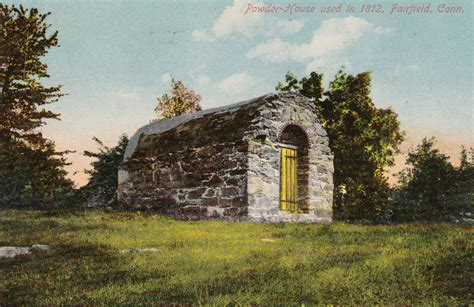 Powder House by Powder House Fairfield Ct Monuments Net