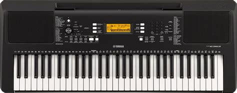 yamaha psr e363 portable keyboard nuansa musik